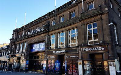 Shezan's Shared History with Edinburgh Playhouse