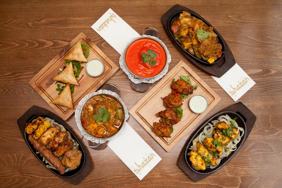 Punjabi and Indian cuisine Edinburgh